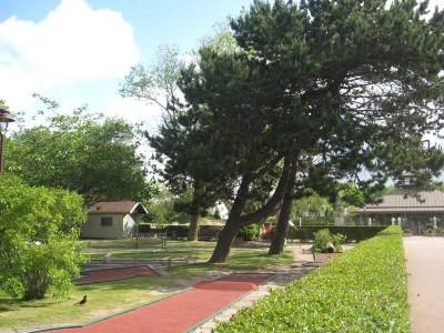 Parkdomein La Potinière in De Haan
